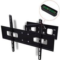 """vidaXL Двойна стенна стойка за телевизор 3D 600 x 400 mm 37"""" - 70"""""""