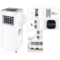 Excellent Electrics Климатик 1500 W с дистанционно управление бял