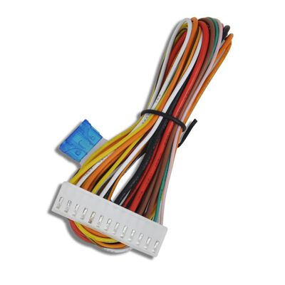 Модул за централно заключване за автомобил с 2 дистанционни ключа