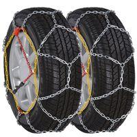 Вериги за зимни гуми 12 мм, KN 100, 2 броя