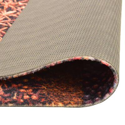 vidaXL Кухненско килимче, перимо, подправки, 60x300 см
