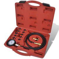 Комплект инструменти за диагностика на маслена помпа и двигател