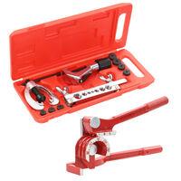 Комплект инструменти за валцоване, рязане и огъване на тръби