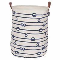 Sealskin Кош за пране Rope, кремав, 60 л, 362282022