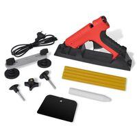 Комплект инструменти за изправяне на вдлъбнатини по автомобила