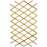 Nature Градинска пергола, 70x180 см, бамбук, 6040721
