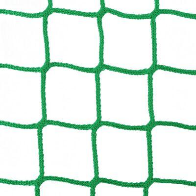 vidaXL Мрежа за ремарке, 2,5x3,5 м, PP