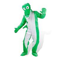Карнавален костюм крокодил размер XL-XXL