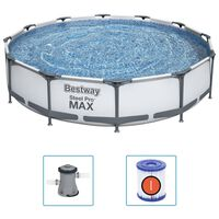 Bestway Steel Pro MAX Комплект басейн 366x76 см