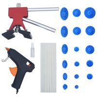 vidaXL Комплект за поправка на вдлъбнатини без боя, 26 части