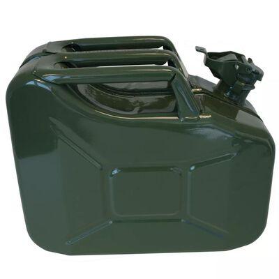 ProPlus метална туба, зелена, 10 л