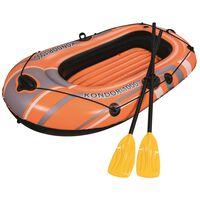 Bestway Надуваема лодка Kondor 1000 Set 155x93 см 61078