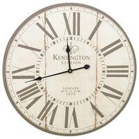 vidaXL Винтидж стенен часовник Лондон, 60 см