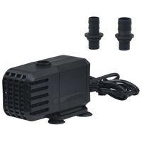 vidaXL Потопяема аквариумна водна помпа 1300 л/ч