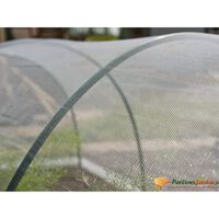 Nature Мрежа против насекоми, 2x10 м, прозрачна