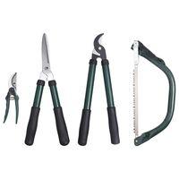 vidaXL Комплект инструменти за подрязване на градина, 4 части