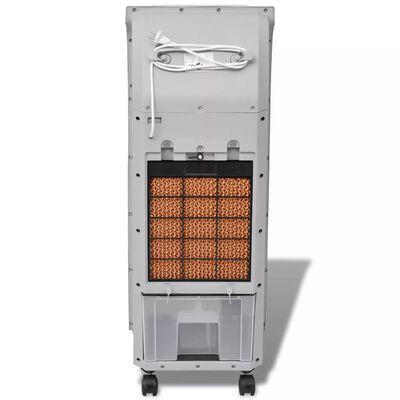 vidaXL Въздушен охладител 120 W 8 л 385 м³/ч 37,5x35x94,5 см