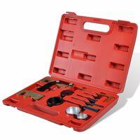 Инструменти за смяна на ангренажен ремък на Opel Renault Nissan и др