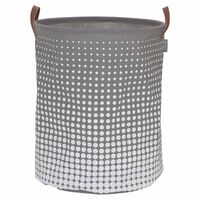 Sealskin Кош за пране Speckles, сив, 60 л, 361892012