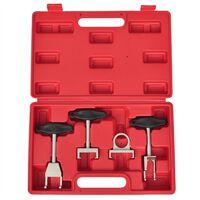vidaXL Екстрактори за запалителни бобини от 4 части за VW / Audi