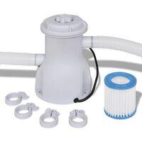 Филтрираща помпа за басейни с капацитет 300 gal/h