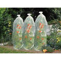 Nature Покривало за отглеждане на домати, 1500х50 см
