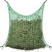 vidaXL Мрежа за сено, квадратна, 0,9x3 м, PP