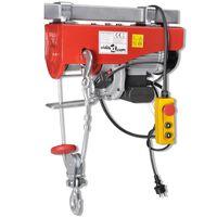 Електрически телфер, 1300 W 500/999 кг