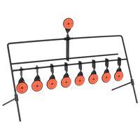 vidaXL Автоматична мишена за стрелба с 8+1 ротационни цели