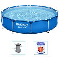 Bestway Steel Pro Басейн с рамка 366x76 см