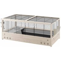 Ferplast Клетка за зайци Arena 120, 125x64,5x51 см, 57089717