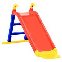 vidaXL Пързалка за деца, 141 см, PP