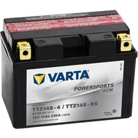 Varta Акумулатор за мотоциклет AGM TTZ14S/TTZ14-BS