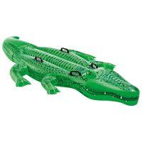 Intex Надуваем гигантски алигатор, 203x114 см