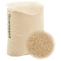 vidaXL Пясък за филтрираща система, 25 кг, 0,4-0,8 мм