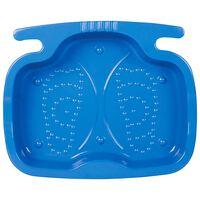 Intex Вана за крака за стълбите на басейн, 11,5 л, 56x46x9 см, синя