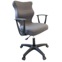 Good Chair Ергономичен офис стол NORM, тъмносив, BA-B-6-B-C-FC33-B