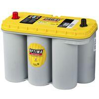 Акумулаторна батерия Optima с жълт капак, 12 V 75 Ah YT S-5,5