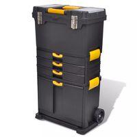 Кутия за инструменти на колела