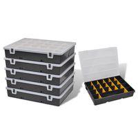 Комплект кутии за съхранение на инструменти и аксесоари