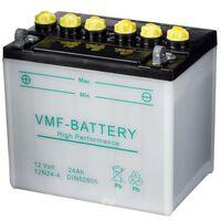 VMF Powersport акумулатор, 12 V 24 Ah, 12N24-4