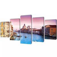 Декоративни панели за стена Венеция, 200 x 100 см