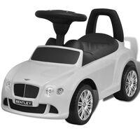 Детска кола за яздене Bentley, бяла