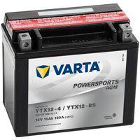 Varta Акумулатор за мотоциклет AGM YTX12-4/YTX12-BS