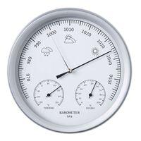 Nature 3-в-1 Барометър с термометър и хигрометър, 20 см, 6080081