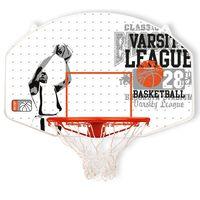New Port Баскетболно табло с ринг, фибростъкло, 16NY-WGO-Uni