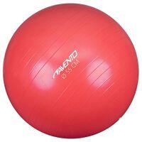 Avento Фитнес/гимнастическа топка, диаметър 55 см, розова