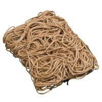Nature Мрежа за увивни растения, юта, 1,8х5 м