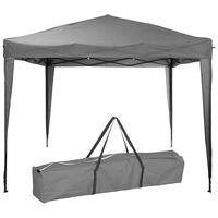 ProGarden Парти палатка Easy-Up 300x300x245 см сива