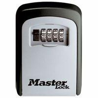 Master Lock 5401EURD сейф с шифрована комбинация за стенен монтаж